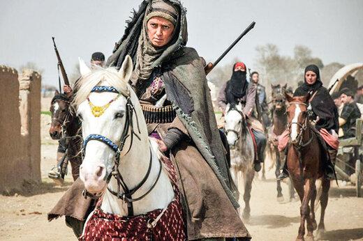 عکس | آرامگاه بیبی مریم بختیاری که قهرمان سریال «بانوی سردار» شد