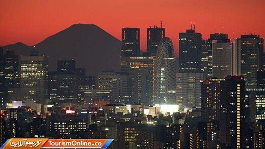 نه: توکیو: ۱۲٫۹۳ میلیون نفر بازدیدکننده بینالمللی