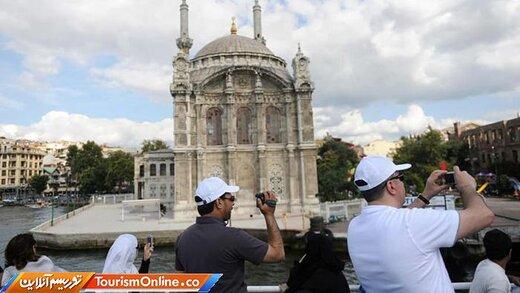 هشت: استانبول: ۱۳٫۴۰ میلیون نفر بازدیدکننده بینالمللی