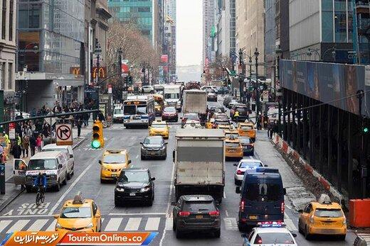 هفت: نیویورک: ۱۳٫۶۰ میلیون نفر بازدیدکننده بینالمللی