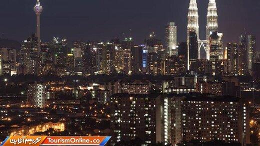 شش: کوالالامپور: ۱۳٫۷۹ میلیون نفر بازدیدکننده بینالمللی