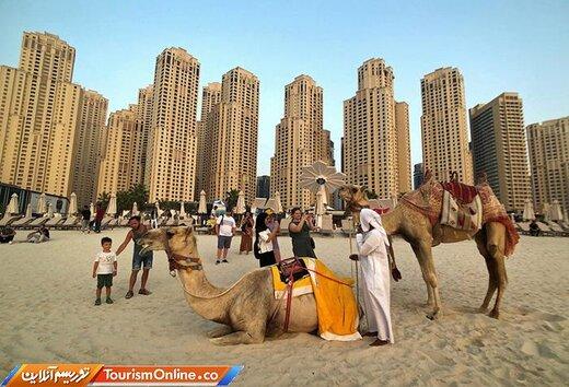 چهار: دبی: ۱۵٫۹۳ میلیون نفر بازدیدکننده بینالمللی