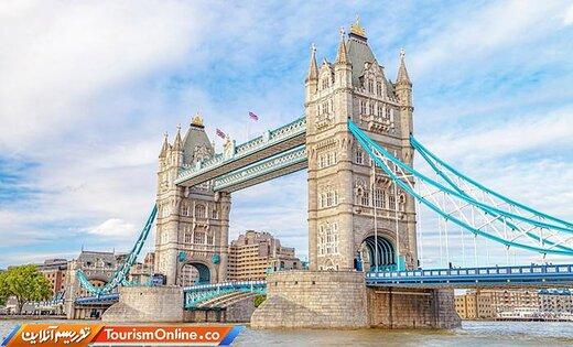 سه: لندن:۱۹٫۰۹ میلیون نفر بازدیدکننده بینالمللی