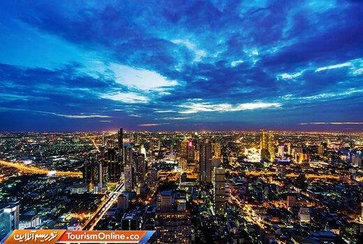 یک: بانکوک: ۲۲٫۷۸ میلیون نفر بازدیدکننده بینالمللی