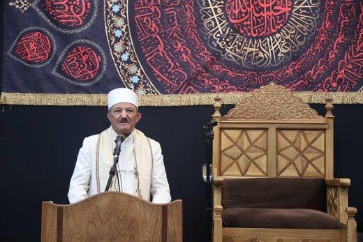 رئیس انجمن موبدان زرتشتیان ایران: امام حسین(ع) متعلق به همه بشریت است