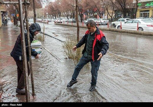 رعدوبرق و سیلاب از عصر امروز در انتظار ۵ استان کشور