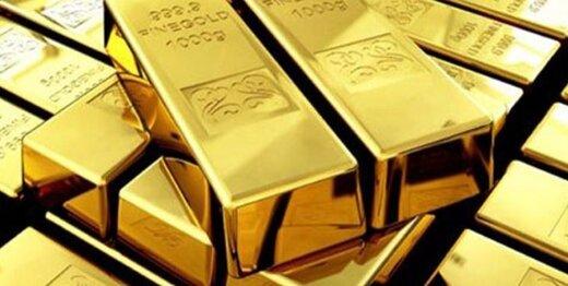 قیمت طلا در معاملات آخرین روز کاری بازارهای جهانی یک درصد افتاد