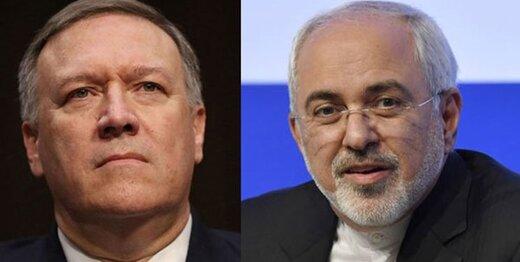 ظریف به لفاظی ضد ایرانی پمپئو پاسخ داد