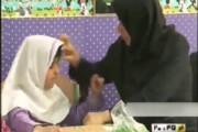 فیلم | لحظاتی اثرگذار از عاشقانههای معلم ایرانی با دختر نابینا و ناشنوا