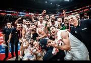 صعود ۵ پلهای تیم ملی بسکتبال در رنکینگ جهانی