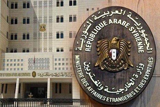 واکنش دمشق به تحرکات تازه آمریکا و ترکیه در شمال سوریه