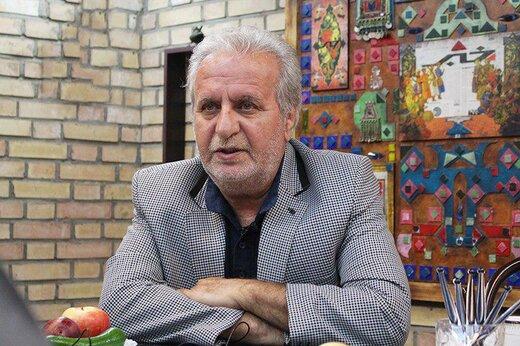 فیلم | ابراهیم حاتمیکیا میگفت: من تمرین بازیگری بلد نیستم!