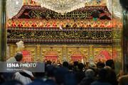 تصاویر | حال و هوای معنوی کربلا در شب تاسوعای حسینی(ع)