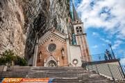 تصاویر | عبادتگاه بانوی تاج؛ جایی بین زمین و آسمان