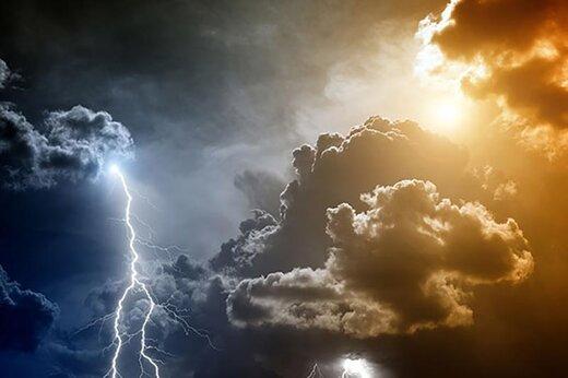 هشدار باران شدید در برخی استانها؛ جدول آب و هوای مناطق مختلف