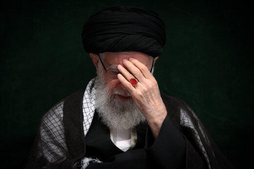 فیلم | روضهخوانی حضرت آیتالله خامنهای در مصیبت حضرت امالبنین سلاماللهعلیها