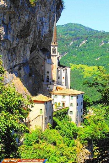 عبادتگاه بانوی تاج در ایتالیا