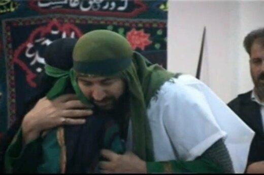 فیلم   تعزیه قیام عاشورای حسینی
