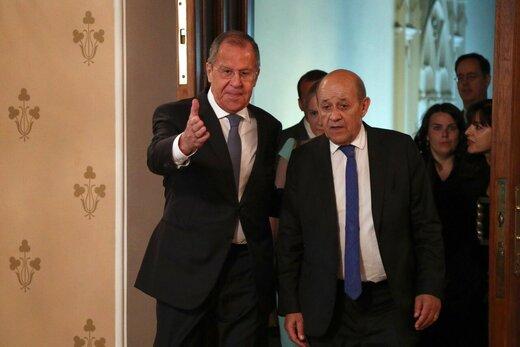لافروف: لا يوجد بديل معقول للاتفاق النووي مع إيران