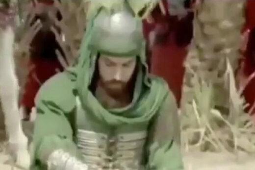 فیلم   سکانس پخش نشده شهادت حضرت ابوالفضل(ع) در مختارنامه/۱۸+