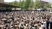 نماز ظهر عاشورا در خرم آباد برگزار شد