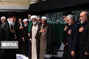 عکسی از رهبری در توئیتر منتسب به سردار سلیمانی