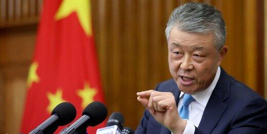 چین نسبت به اقدامات تحریکآمیز انگلیس هشدار داد