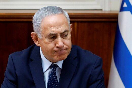 فیلم | فرار نتانیاهو از وسط میتینگ انتخاباتی به خاطر این دو راکت