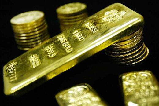 قیمت طلا به کف رسید