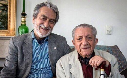 برخورد متفاوت زنده یاد عزت الله انتظامی و علی حاتمی درباره موسیقی «روز واقعه»