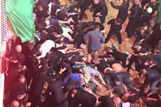 فیلم   تازهترین تصاویر از حادثه امروز کربلا