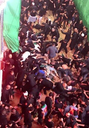 اسامی یک کشته و مجروحان حادثه کربلا اعلام شد