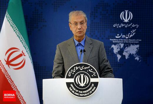 متحدث الحكومة الايرانية: كل المناهضين لايران مثل بولتون سيغادرون الساحة