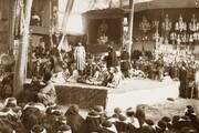 عزاداری عاشورا در ایران به روایت زنی انگلیسی ملقب به «پادشاه ساز»