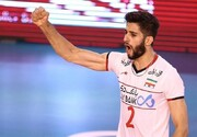 میلاد عبادی پور:ایرانیام و به آن افتخار میکنم