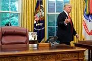 ترامپ: به دنبال توافق با ایران هستیم/بولتون خیلی اشتباه داشت