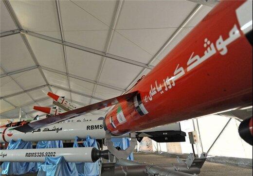 این سه موشک ایرانی باعث ناامیدی دشمن از حمله نظامی به خاک ایران شدند +تصاویر