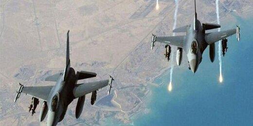 آمریکا 36 تن بمب، بر سر یک جزیره داعشی خالی کرد