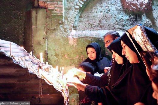 شام غریبان حسینی در اهواز