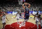 جام جهانی بسکتبال؛آخرین سهمیه المپیک به اسپانیا و فرانسه رسید