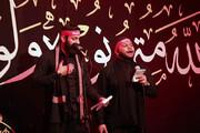 فیلم | مداحی مداحان لبنانی درباره سید حسن نصر الله، رهبر انقلاب و امام خمینی (ره)