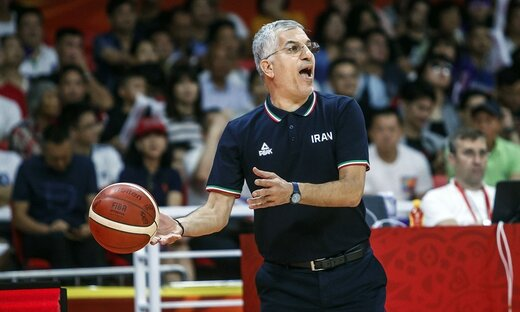 واکنش سرمربی تیم ملی بسکتبال به تقابل با آمریکا در المپیک