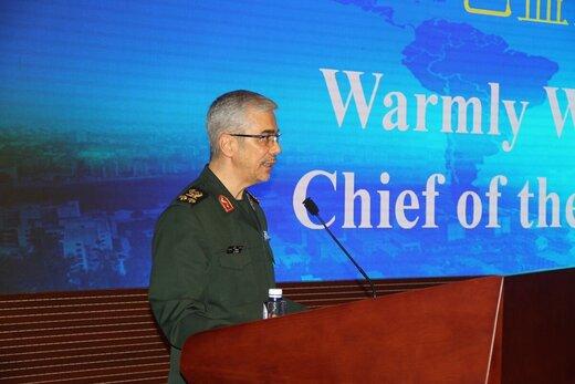 سرلشکر باقری: ایران آماده دفاع قاطعانه از امنیت خود در خلیج فارس است/در برجام راهی جز بازگشت به تعامل نیست