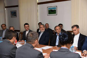 جزئیات دیدار رحمانی فضلی با رئیس سرویس مبارزه با مواد مخدر قرقیزستان