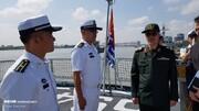 تصاویر | رئیس ستاد کل نیروهای مسلح در چین