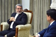 وزیر کشور در دیدار با نخستوزیر قرقیزستان چه گفت؟