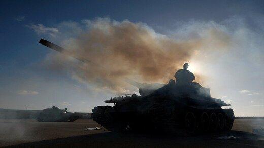 دو پهپاد ترکیه در لیبی سرنگون شدند