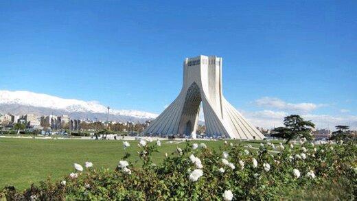 هوای تهران در پایان هفته پاک است