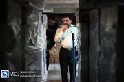 تصاویر | کشف انبار لوازم خانگی قاچاق در تهران