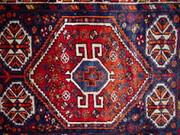 رونمایی از اولین فرش لری در خرم آباد